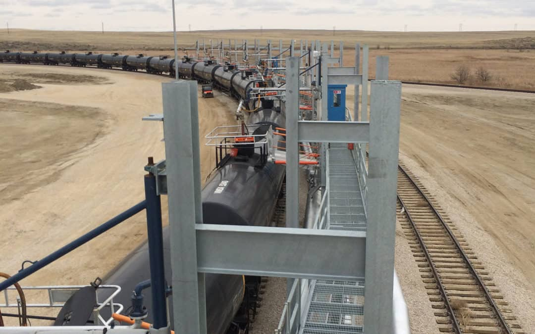 Granite Peak Group sells Casper Crude to Rail facility for $225 million