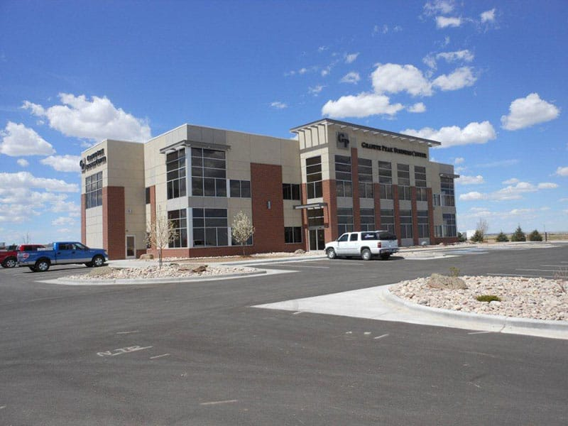 Granite Peak Business Center Cheyenne